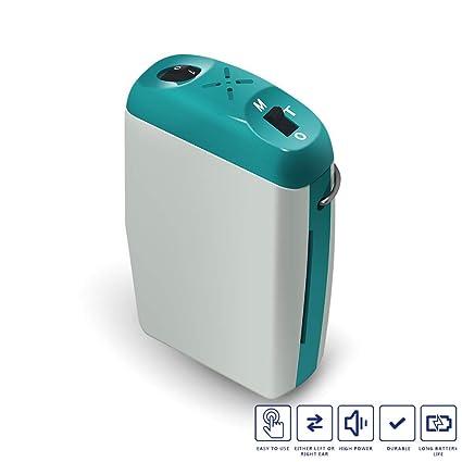 Amplificador de Audition de bolsillo por audisound, amplificador de sonido Premium para el Gain sonoro