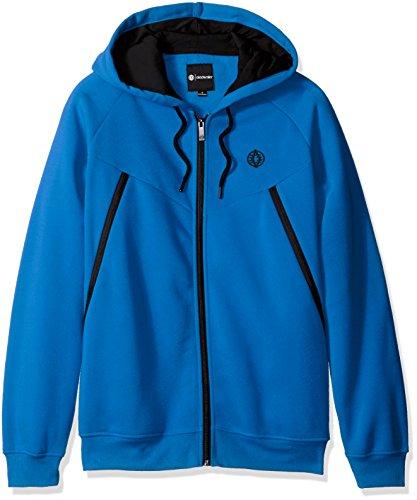 Akademiks Men's Avion Sweatshirt, Avion Electric Blue, X-...