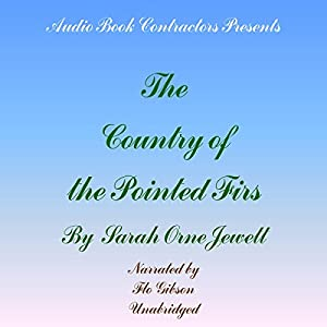 The Country of the Pointed Firs Audiobook
