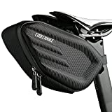 Cool Change Bike Saddle Bag Fully Waterproof | 2L Large Capacity | Tough EVA 3D Shell | Buckle Install Cycling Bag