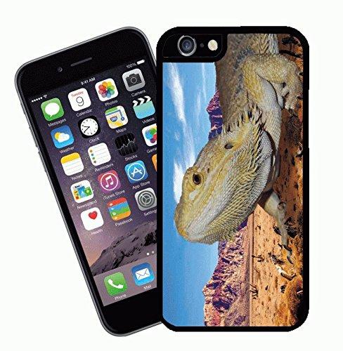 Dragon barbu - cette couverture adaptera Apple modèle iPhone 6 s (pas de 6 s plus) - par Eclipse Gift Ideas