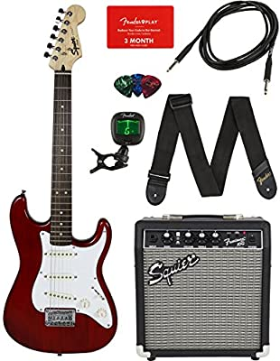 Squier Strat Pack Bundles
