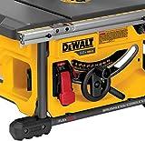 DEWALT FLEXVOLT 60V MAX Table Saw, 8-1/4-Inch, Tool Only