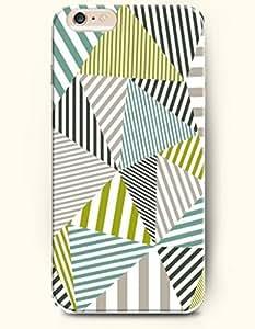 diy phone caseSevenArc Phone Accessory New Apple iPhone 6 Plus case 5.5' -- Stripe and Trianglediy phone case