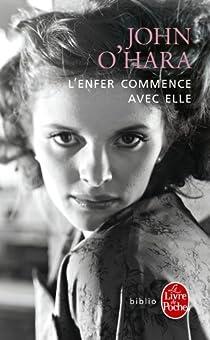 Book's Cover of L'enfer commence avec elle