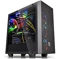 ADAMANT Gaming Desktop Computer Intel Core i5 8600K 3.6Ghz 8Gb DDR4 500Gb SSD Nvidia GeForce GTX 1060 6Gb