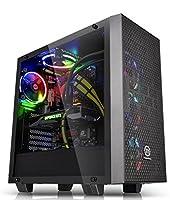 Adamant Custom 6X-Core Gaming Desktop Computer PC Intel Core i5 9600K 3.7Ghz (4.6Ghz Turbo) 8Gb DDR4 RAM 2TB HDD 250Gb SSD 550W PSU Nvidia Geforce RTX 2060 6Gb