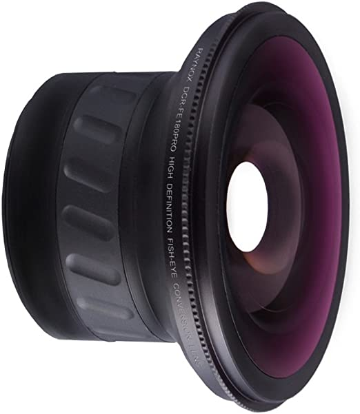 Raynox Hd 6600 Pro 52mm Weitwinkelkonverter 0 66x Kamera