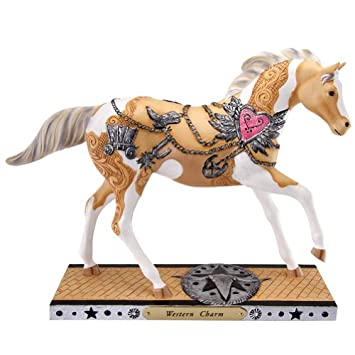 Enesco Trail of Painted Ponies Western Charm Figurine, 6.5-Inch