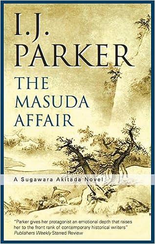 The Masuda Affair (Akitada Mysteries Book 7)