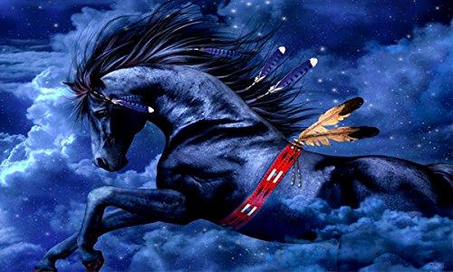 Spirit Horse Fridge Magnets 3