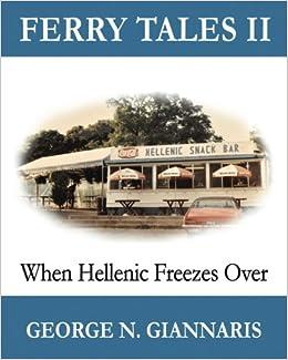 Como Descargar Libros Gratis Ferry Tales 2: When Hellenic Freezes Over: PDF Gratis 2019