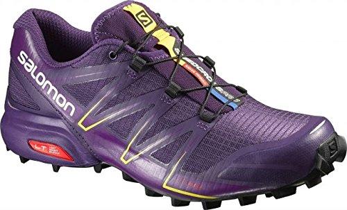 Salomon Speedcross Pro Women's Trail Running Shoes - SS17 - 8 - Purple