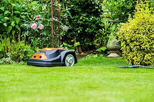 Yard Force RobotTondeuse SA900ECO avec Capteurs d'obstacles et de Soulèvement pour Pelouses jusqu'à 900m², SA900ECO/900m² - Home Robots