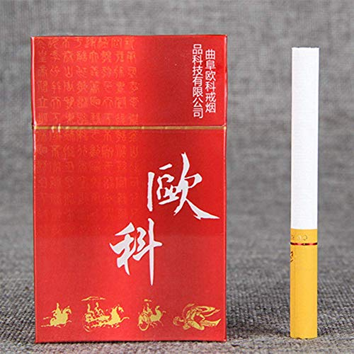 Top grade yunnan puerh tea cigarettes no tobacco no nicotine weight Pu er tea Raw tea sheng cha healthy food Old trees Pu erh tea Net weight 30g (0.066LB) - Old Tree Pu Erh Tea