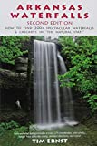 Arkansas waterfalls guidebook