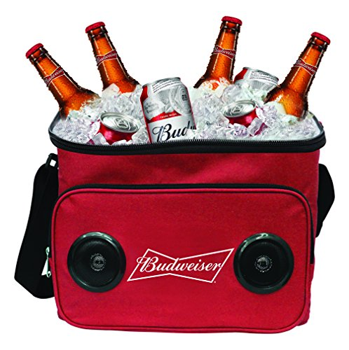 Budweiser Cooler Built Bluetooth Speakers product image