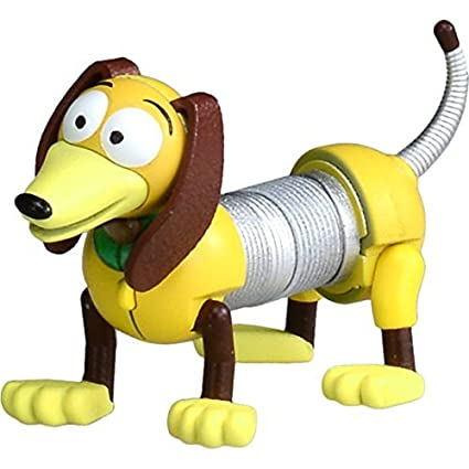 Image Unavailable. Image not available for. Color  Japan Import Disney Toy  Story steadily chat collection Slinky a229cb08e78