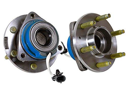 Callahan C513236X2 [2] Pair FRONT Premium Grade [ 6 Lug ] Wheel Hub Bearing Assemblies [ 513236 ] (Front Bearing Hub Van)