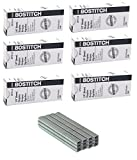 Bostitch Premium Staples for P3 Plier Stapler, 0.25-Inch Leg, 6 Boxes of 5,000 Per Box (SP191/4)