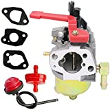 Troy Bilt Carburetor for MTD Cub Cadet Snow blower 951-10956 951-10956A 751-10956 751-10956A 751-14018 951-14018 751-12612 951-12612 Huayi 161SA 161S (951-10956A)