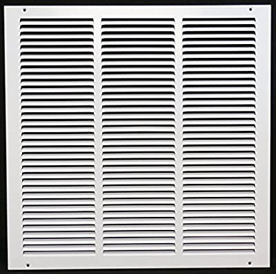 Return Air Grille - Sidewall and Ceiling - HVAC Vent Duct Cover Diffuser