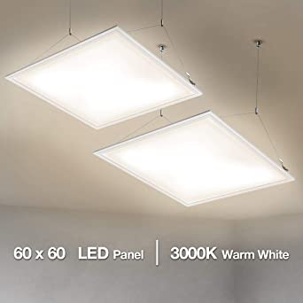 led square ceiling panel lamps