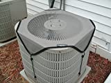 Outside Air Conditioner Covers - Summer Top Cover - All Season -36 X 36 Gray