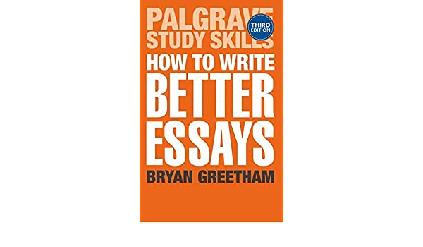 how to write a better thesis pdf download