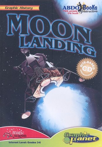 History Moon Landings - Moon Landing (Graphic History)