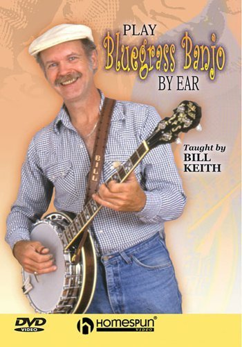Play Bluegrass Banjo by Ear by Bill Keith ()