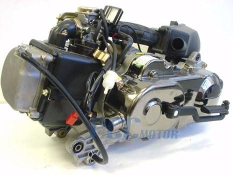 Amazon.com: Scooter de 50 cc 4 tiempos GY6 Engine 139QMB ...
