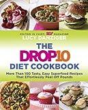The Drop 10 Diet Cookbook, Lucy Danziger, 0345531663