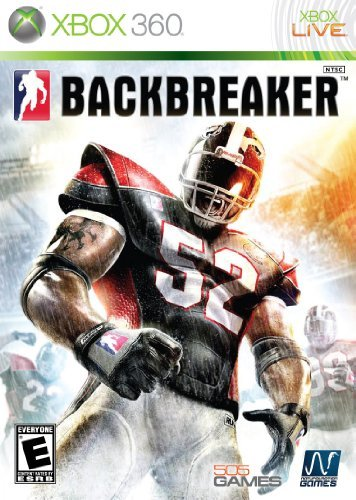 Backbreaker Football - Xbox 360 by 505 Games by 505 Games