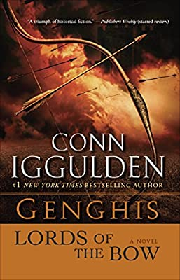 conn iggulden lords of the bow