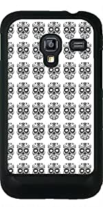 Funda para Samsung Galaxy Ace Plus S7500 - Patrón De Cráneos by wamdesign