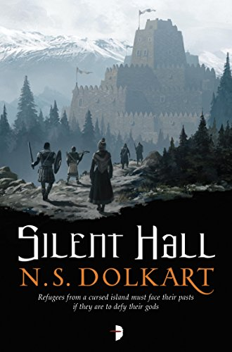 Silent Hall (Godserfs) cover