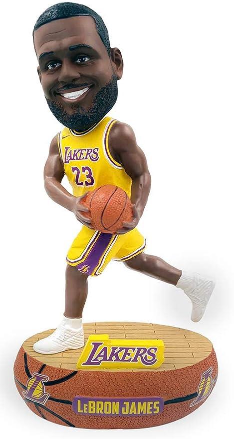 James Lebron Action Figure Car Bobble Heads Sports Basketball Gift Souvenir