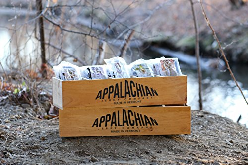 Appalachian Premium Beef Jerky - Sampler 3-pack, 5.25 oz