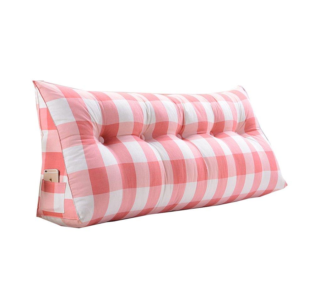 ファッション取り外し可能な三角クッション/枕ダブルベッドソフトバッグベッドクッションベッドのバックレスト (色 : #6, サイズ さいず : 100 * 50 * 20cm) B07DK6FC85 100*50*20cm|#6 #6 100*50*20cm