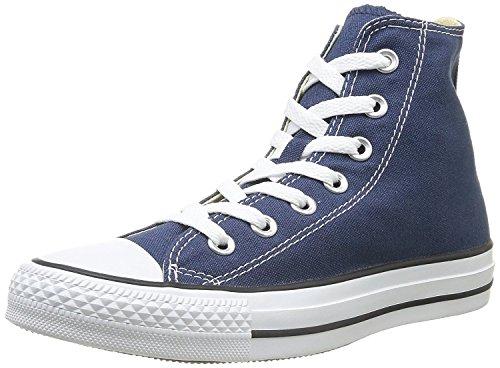 Taylor Hi Navy Chuck Unisex Top Sneaker All Star Converse 4COwqE