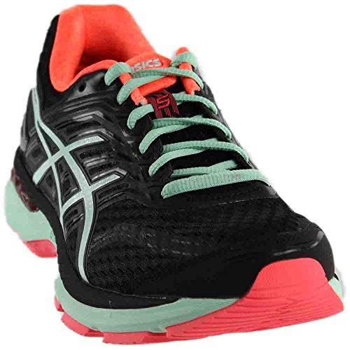 ASICS Women's GT-2000 5 Running Shoe, Regatta Blue/Flash Coral/Indigo Blue, 10 Medium US