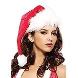 Leg Avenue Women's Velvet Santa Hat
