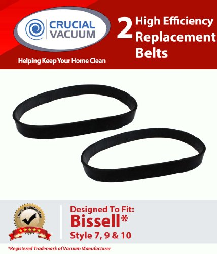 BISSELL Style 7/9/10 Replacement Belts