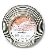 Decora Ruoto per Pastiera, Bagna Stagnata, Argento, 30 cm