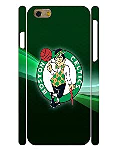 Wonderful Series Cell Phone Case Hipster Symbol Basketball Teams Pattern Anti Scratch Case Cover for Iphone 6 (4.7) Inch (XBQ-0274T)