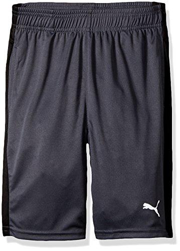 PUMA Big Boy's Puma Boys' Form Stripe Short Shorts, coal, ()