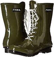 5c4850d29 Roma Women's Epaga Rain Boot, Camo, 8 M US: Amazon.com: Amazon US