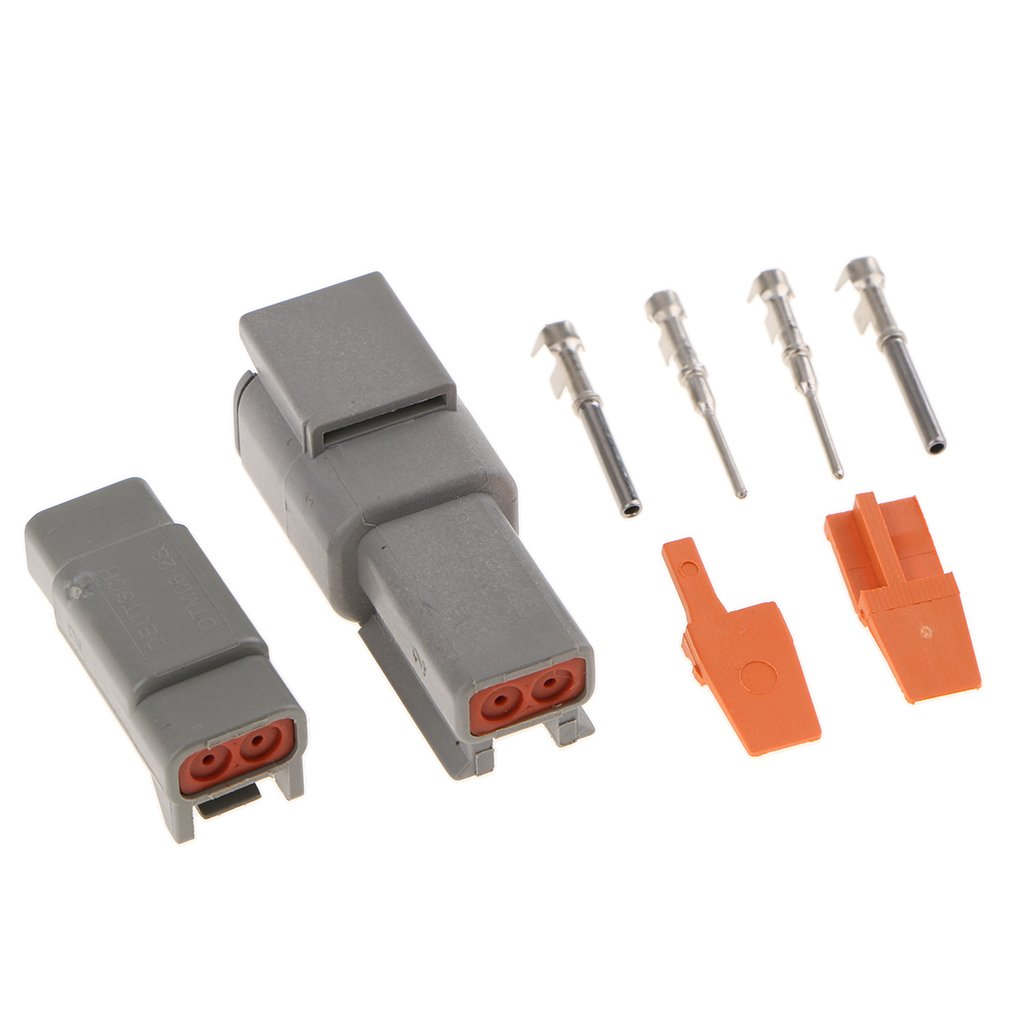Sharplace 1 Kit de Conector de Cable Eléctrico para ...