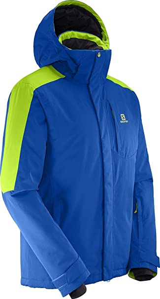 SALOMON Men's strike jacket, Men, L39115400: Amazon.co.uk